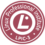 LPIC-3 (Linux Professional Institute Certified Level 3)