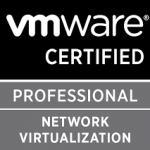 VMware Certified Professional 6 - Network Virtualization