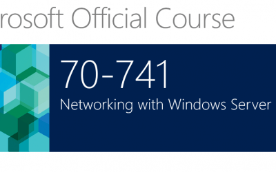 741 – Networking with Windows Server 2016/2019