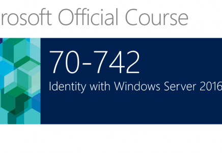 Video Training Microsoft 70-742 Identity with Windows Server 2016