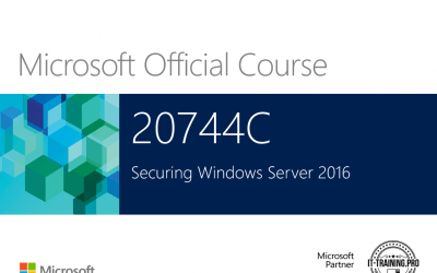 744 – Microsoft – Securing Windows Server 2016
