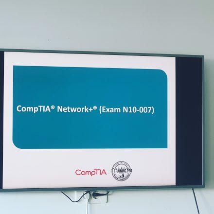 Onsite Training Jan-Feb- Курс Network+ N10-007
