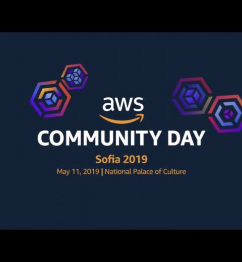 Silver Partner на AWS Community Day Sofia