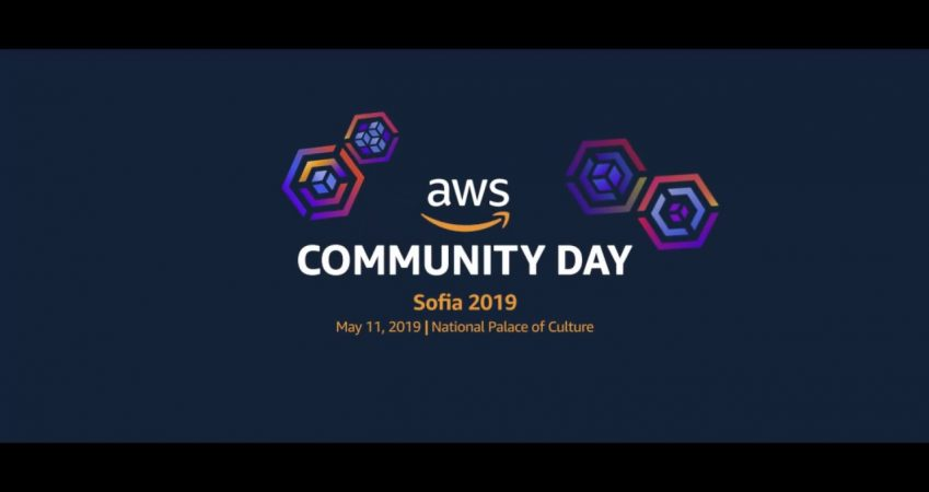 Silver Partner на AWS Community Day Sofia