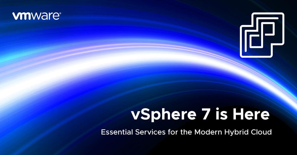 VMware vSphere: What's New [V6.7 to V7]
