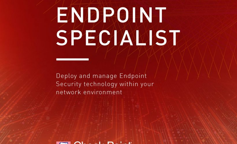 CPT-CCES – Check Point Endpoint Specialist (CCES)