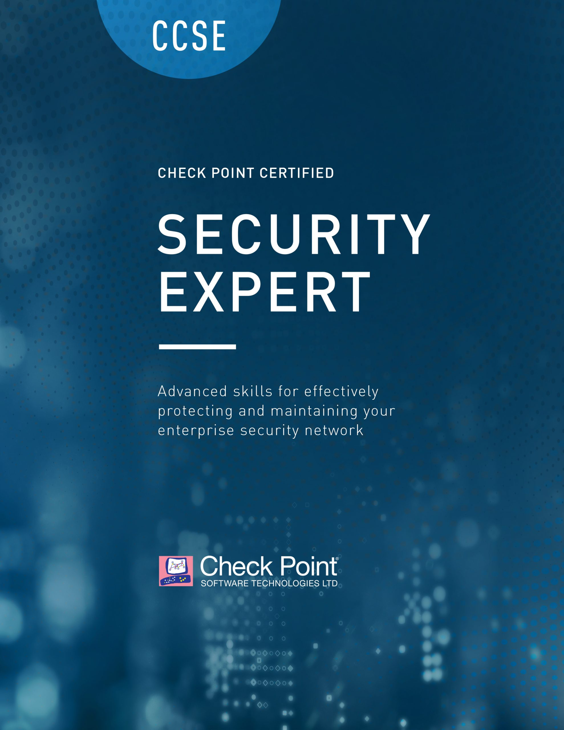 CCSE – Check Point Certified Expert (CCSE) R80.x