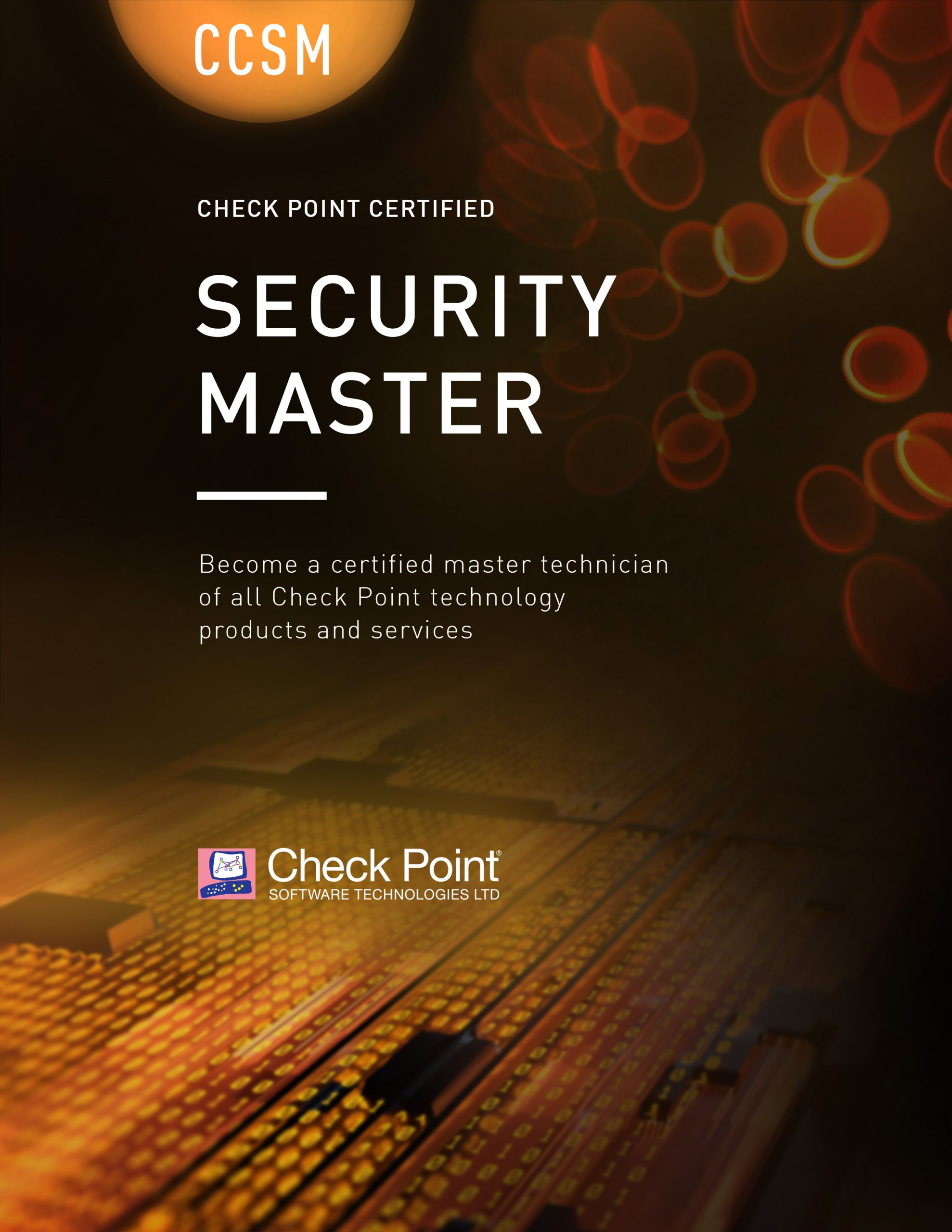 CCSM – Check Point Security Master